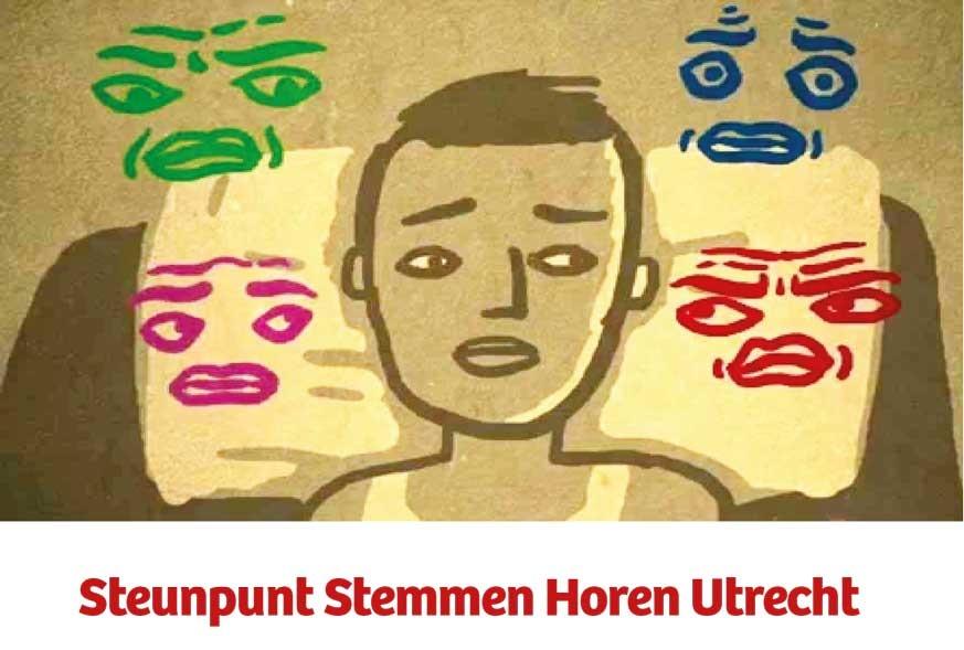 Informatie Steunpunt Stemmen Horen Utrecht toegevoegd aan de site